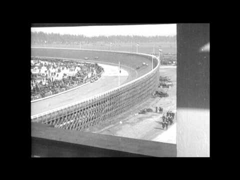 1920's Auto Racing on Altoona Raceway Wooden Track (16mm 1080i ProRes)