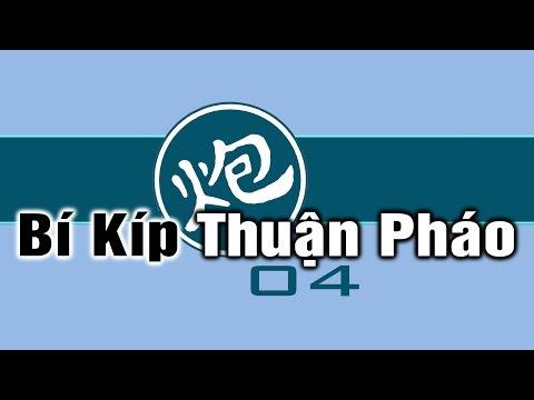 Cờ tướng | Học 48 chiêu Thuận Pháo làm rung chuyển tượng kỳ trong Mai Hoa Phổ Tập 04