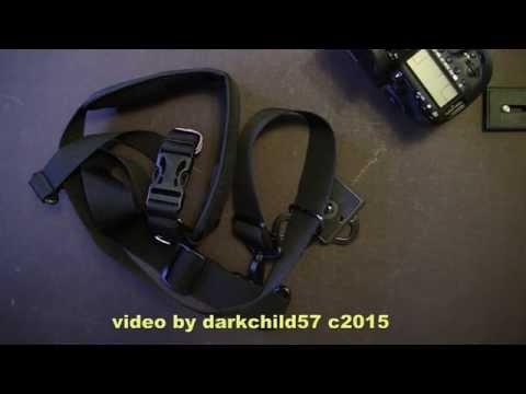 Update/VR: DIY camera shoulder strap (VR to Uptown Photography)