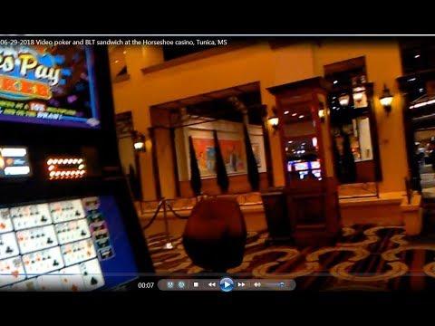 Lunch At Horseshoe Casino Buffet Tunica Ms Youtube