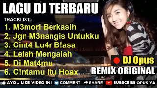 Dj Memori Berkasih ♫ Lagu Tik Tok Terbaru Remix Original 2019