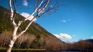 A Day in the White Mountains - Fall Foliage 2018 via the White Mountain Trail