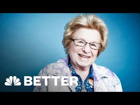 2 minutes With Sex Therapist Dr. Ruth Westheimer | Better | NBC ...