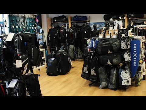 Come Visit Us At The Simply Scuba Shop