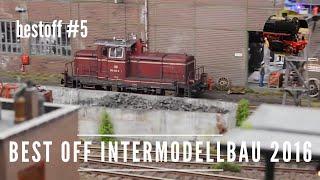 Die besten Modellbahnanlagen der Intermodellbau 2016