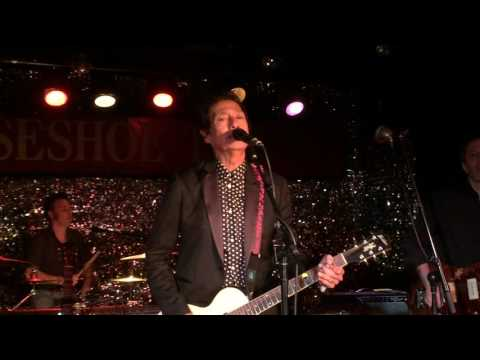 """SHAVE THE CAT"" by Alejandro Escovedo live @ the Horseshoe Tavern"