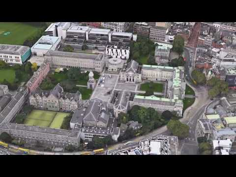 Apple Maps 3D Flyover - Dublin, Ireland