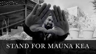 Nahko Bear on Mauna Kea and the Collective Prayer
