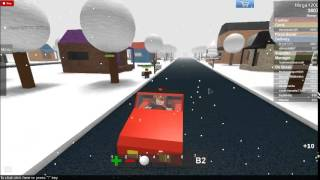 Roblox: Work at a Pizza Place! Winter Theme