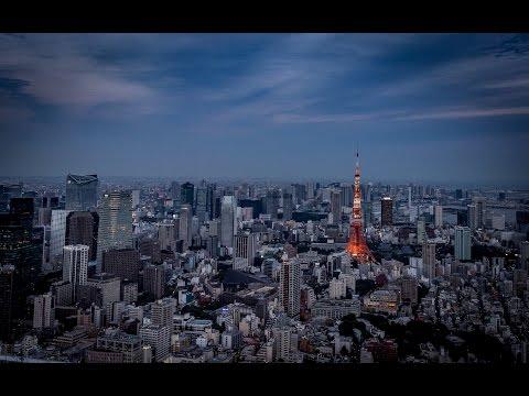 Vacation in Tokyo Japan 東京  日本