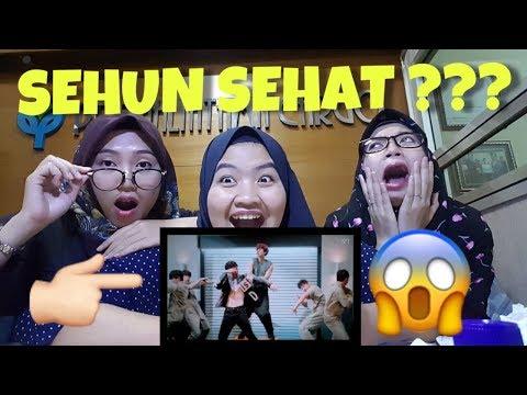 SEHUN X CHANYEOL &39;WE YOUNG&39; MV REACTION