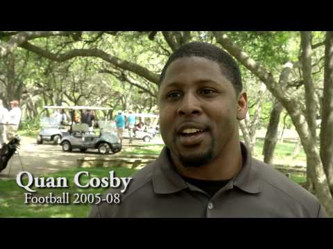 Football letterman's reunion golf outing [April 18, 2014]