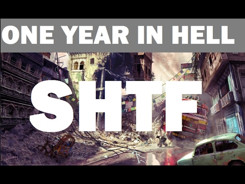 A Year In HELL - True SHTF Story  - Wartime in Bosnia