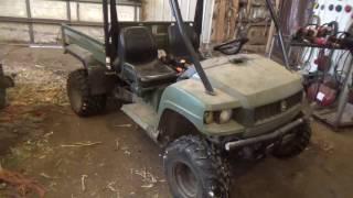 John Deere Gator HPX review