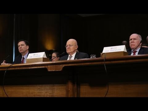 Intelligence Chiefs: Russian Hacking Unprecedented