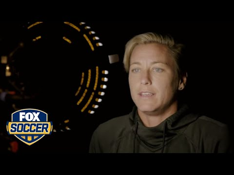Abby Wambach: 'Putting the crest on every single time means something to me' (Extended Cut)