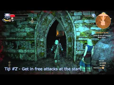 Witcher 3: Wild Hunt Golem FIght Guide
