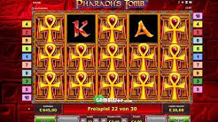 Online Casino || Pharaos Tomb 4€ || Great Freegames