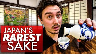 What Japan's Rarest Sake Tastes Like