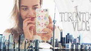 VLOG: бросаю YouTube... ну и тур по Торонто ♡