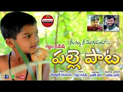 Neelamma Ne Mogadanta Palle Pata | Telangana Original Folk Song | Gaddam Music
