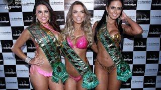 В Бразилии выбрали обладательницу самых красивых ягодиц «мисс Бумбум 2014»