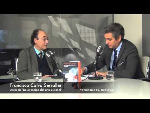 Francisco Calvo Serraller. Autor de