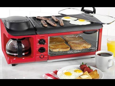 3 In 1 Family Size Breakfast Station