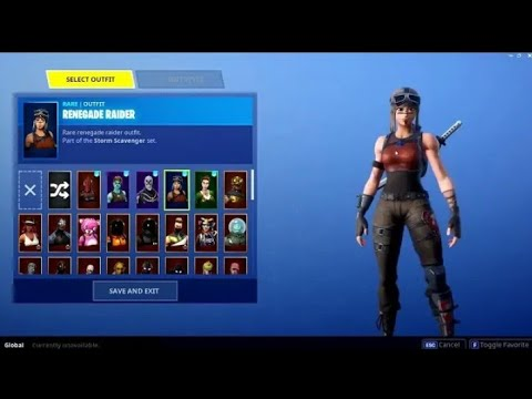 Selly Gg Selling My Fortnite Account Ghoul Trooper Renegade