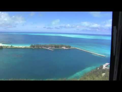 Take off from Midway Atoll