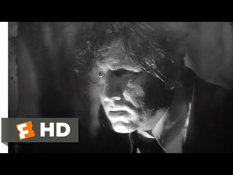 Dr. Jekyll And Mr. Hyde (1941) - Dr. Jekyll's Transformation Scene (3/10) | Movieclips