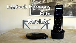 Logitech Harmony Elite Review