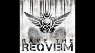 Amazing Industrial Metal. Rave The Reqviem - Fuck The Universe