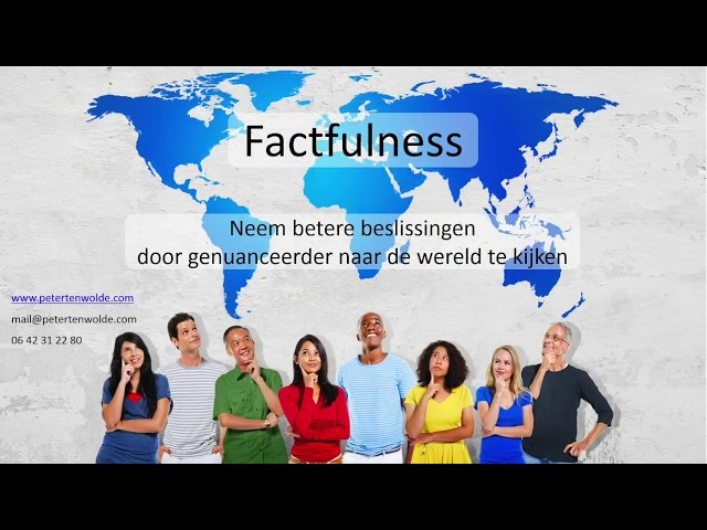 Factfulness Introductie