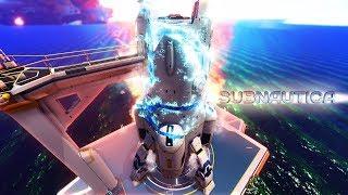 Subnautica Can Build Rocket Yet