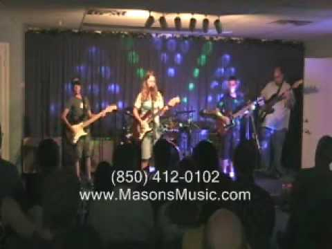 Tallahassee Rock Bands and Music Lessons for all ages and instruments.