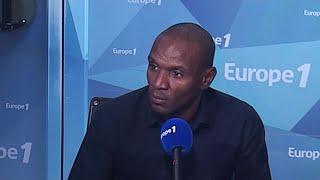 """Eric Abidal : """"Il faut dire pourquoi"""" on ne prend pas Karim Benzema en équipe de France"""