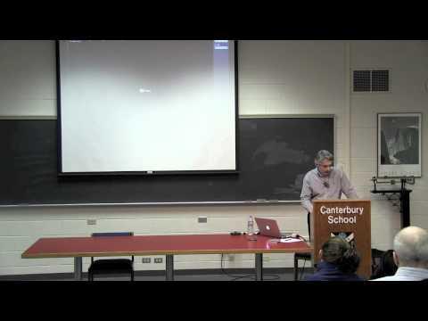 Capstone Lecture Series - Bill Seguin - 1/13/2012