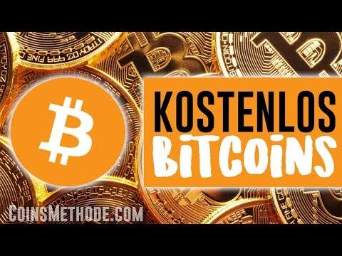 Kostenlos Bitcoins - Bitcoins Hack Deutsch - Heute Getestet