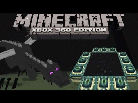 how to build an end portal xbox 360