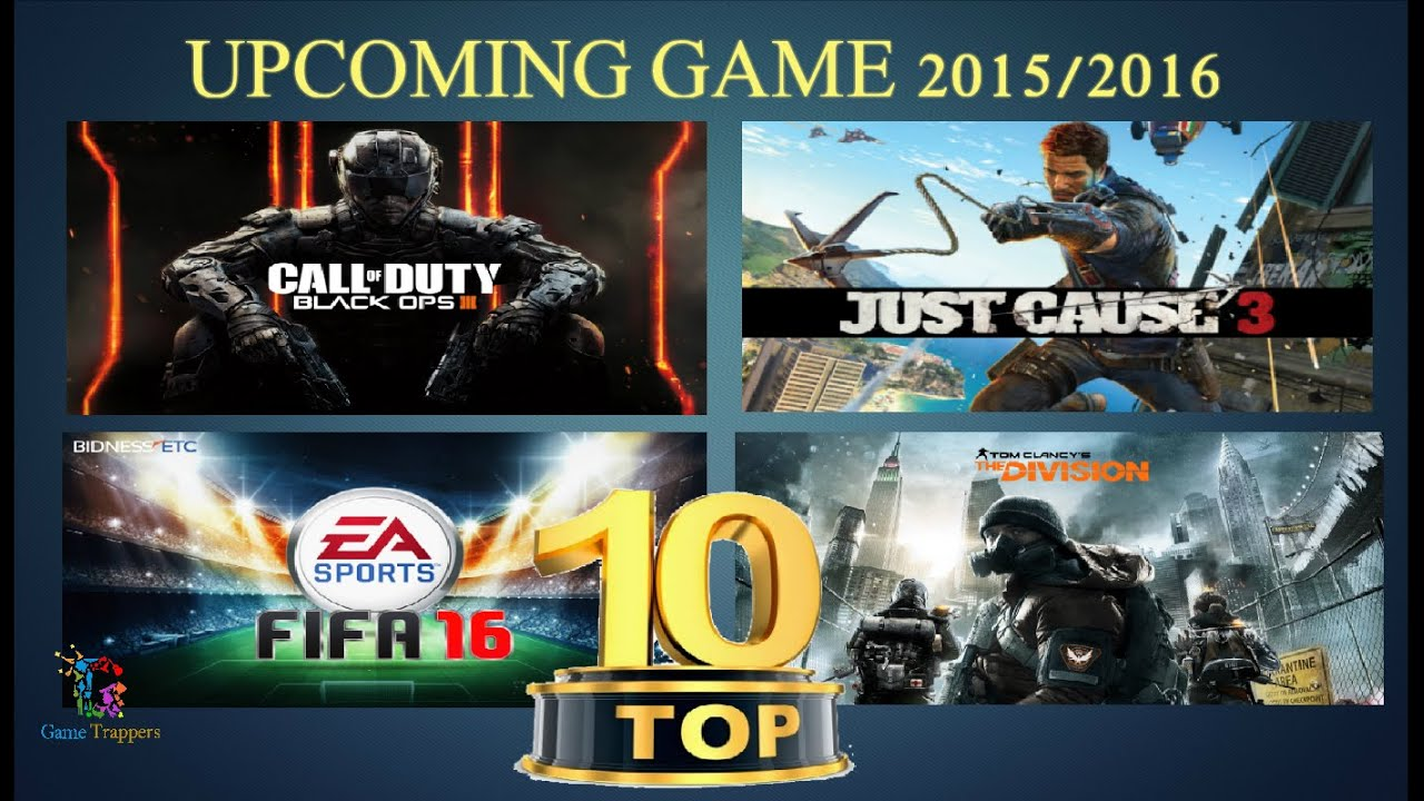 Upcoming Xbox 360 Video Game Releases For 2016 - arevmau-mp3
