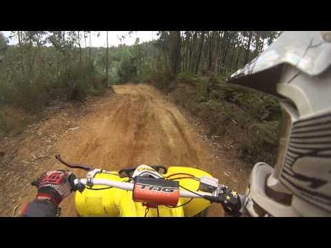 Pista Sandim Ltz R 400 [moto 4 Motocross Quad Yfz Kfx Crf Yzf Ltr Banshee Ktm]