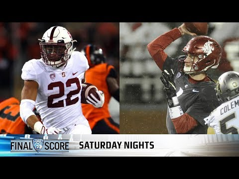 Stanford-Washington State football game preview