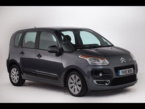 citroen c3 picasso mpv 2017 youtube. Black Bedroom Furniture Sets. Home Design Ideas