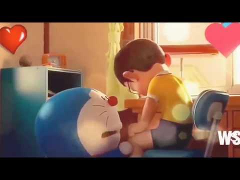 Zindagi Bewafa He Ye Mana Magar   Best whats app Status Video Song 2017   Doremon , Nobita  