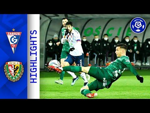 Gornik Z. Slask Wroclaw Goals And Highlights