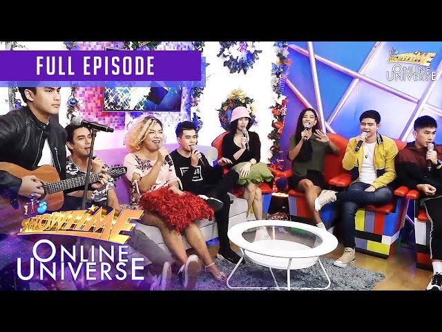 It's Showtime Online Universe - November 13, 2019 | Full Episode