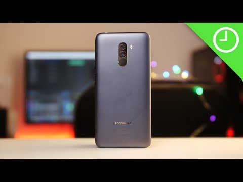 The Pocophone F1 is the new flagship killer but DON'T buy it (in the US)!