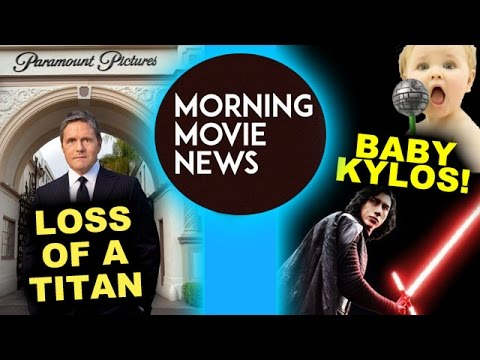 Brad Grey dies at 59, Kylo Ren becomes a popular baby name in the US