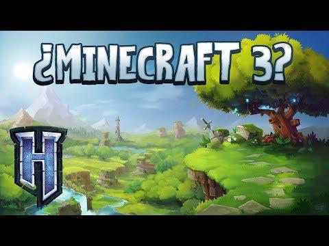 Mi reacción a Hytale un posible Minecraft 3